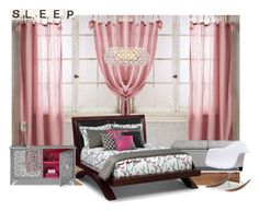 """""""for the sleepless princess"""" by valuecityfurn ❤ liked on Polyvore"""