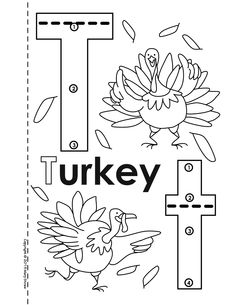 Alphabet book with dot-to-dot number component.