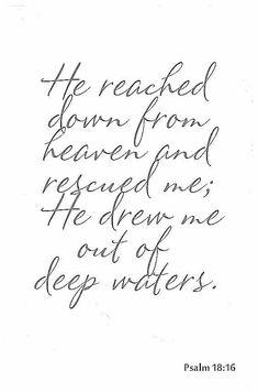 Thank you Jesus that even when I go through a tough season in life. You still want me!