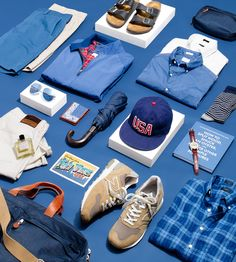 What to Pack: 3 Summer Trips