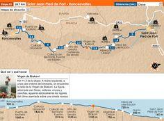 El Ultimo Peregrino.: Camino Santiago Frances.
