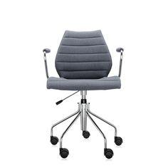 CASANOVA Møbler — KARTELL - Maui Soft Kontorstol m. armlæn