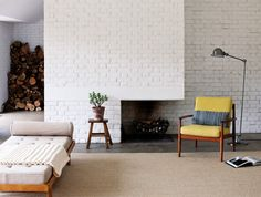 Ruth Cross the Knitted Home | Remodelista