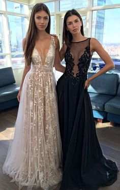 Beautiful Prom Dress, white prom dresses simple v neck tulle lace long prom dress lace evening dress modest evening gowns cheap party dresses graduation gowns Meet Dresses A Line Prom Dresses, Prom Party Dresses, Homecoming Dresses, Sexy Dresses, Formal Dresses, Wedding Dresses, Dress Prom, Dress Long, Prom Gowns