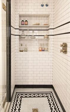 This Art deco bathroom tile tiles inside beautiful design sydney impression photos and collection about Art deco bathroom tile natural. Art deco bathroom tile patterns Art tiles Rooms images that are related to it Bad Inspiration, Bathroom Inspiration, Art Deco Bathroom, Design Bathroom, 1920s Bathroom, Bathroom Vintage, Bathroom Layout, Art Deco Kitchen, Bath Design