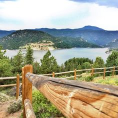 Too beautiful not to share Gross Reservoir #Boulder