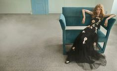 Blumarine F/W 16.17 Campaign by Inez & Vinoodh | The Fashionography