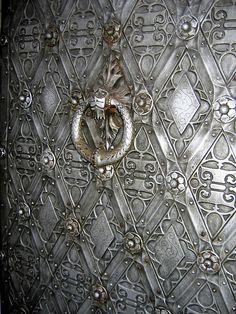 Castle door ,Holland