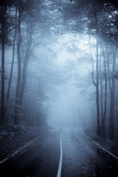 Ghost road, by DennisChunga.