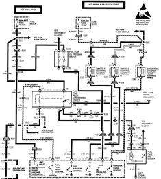 Chevy Blazer Fuel Pump Wiring Diagram The Location Of The Fuel Pump Regulator Switch For A 4 3 Derrick Griffith Chevy Blazer F In 2020 Chevy Chevy S10 Diagram
