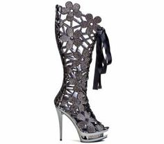 d4c921303 Lady Couture Fantastic These boots are the perfect choice for a night on  the town!