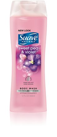 New Fave and Dupe: Suave Naturals Body Wash! Bath and Body Works Dupe! | Your Fairy Godmother