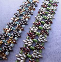 Forest Garland Bracelet Pattern