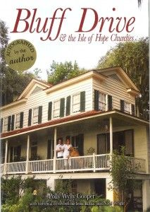 Bluff Drive & the Isle of Hope Churches by Polly Wylly Cooper, Noel & Ruthie Wright | near #Savannah