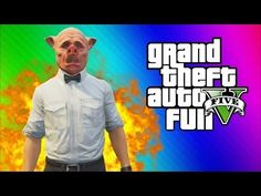 GTA 5 Online Funny Moments Gameplay - Invisible Car Glitch, Wildcat Inventory, Tattoo (Multiplayer) - YouTube