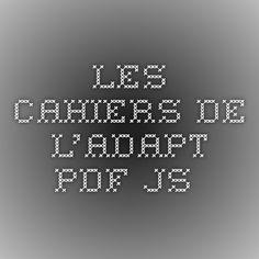 Les Cahiers de l'ADAPT.pdf.js