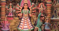 Dumdum Park Tarun Sangha Durga Puja 2014  #durgapuja #kolkata #aboutkolkata