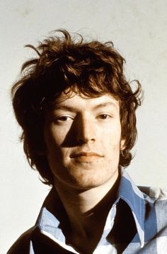 Steve Winwood of the Spencer Davis Group and Traffic posing for a photograph, c. 1966