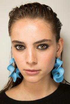 Spring/Summer 2017: Altuzarra Backstage Beauty Looks | British Vogue