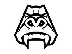 Gorilla Strong - Gorilla Head