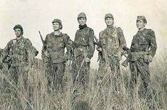 Portuguese Army Comandos - Angola 1973 Colonial, Portugal, World Conflicts, Military Photos, Guinea Bissau, Special Forces, Cold War, Armed Forces, Dating