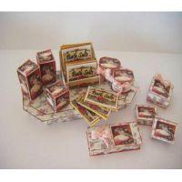 1:12th Scale Miniature Lady Rose Toiletries Display Kit