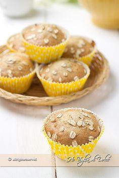 Muffin al miele...morbidissimi!!