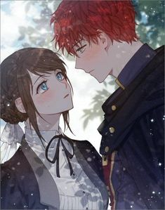 Otaku-Univers is the best place for anime sharing Japanese otaku culture , information, news from all over the world Anime Couples Drawings, Anime Couples Manga, Cute Anime Couples, Anime Guys, Manga Anime, Hot Anime, Manga Couple, Anime Love Couple, Anime Tumblr