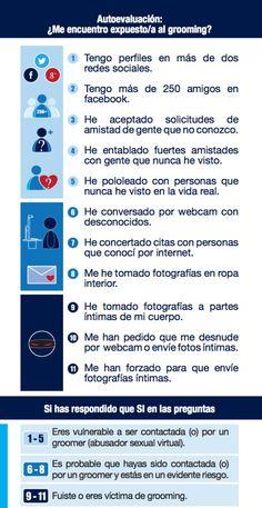 La campaña chilena para evitar el 'grooming', el acoso a menores por internet | Verne EL PAÍS
