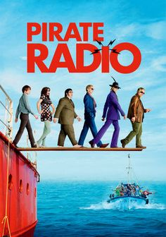 "Original title: ""The Boat that Rocked"" - funny british movie about piracy radio kickin ass n all that other mother jazz! - obviously it has an amazing soundtrack"