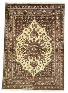 Täbriz Teppich 198x142