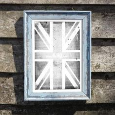 1195 EXMOUTH DISTRESSED BLUE PICTURE FRAME 32MM - Trade prices,Next Day Delivery,Bulk Discount