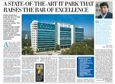 Our article to be seen in The Economic Times ASHAR IT PARK - A state-of-art IT park that raises the Bar of Excellence www.ashar.in #AsharGroup #Thane #RealEstate #Ad #Media #Newspaper #EconomicTimes #Property