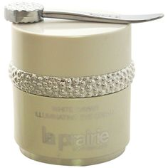 La Prairie White Caviar Illuminating Eye Cream (£230) ❤ liked on Polyvore featuring beauty products, skincare, eye care, no color, la prairie skincare, la prairie and la prairie skin care