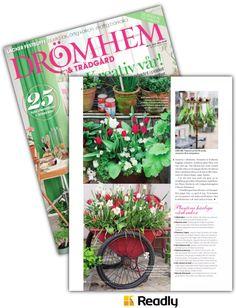 Vorschlag zu Drömhem & Trädgård 16-04 Seite 20 Magazines, Homes, Nice Asses