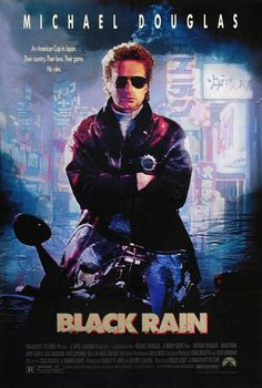 Acción, Intriga, Thriller , Crimen, Yakuza & Triada, Buddy Film, 1989, black rain