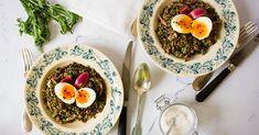 #Familial. Salut! La salade de lentilles est un grand classique des repas familiaux, normalement réalisée avec du cervelas, je te propose aujourd'hui une version légèr...