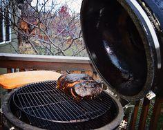 10+ Smokin ideas | kamado table, grill table, bbq table