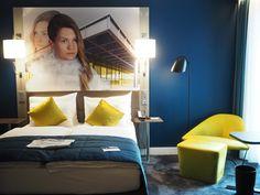 One night at the Mercure fashion hotel at Wittenbergplatz – Berlin