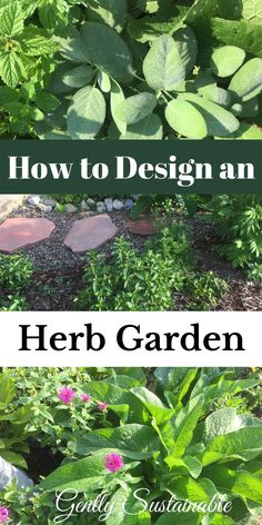 Check out how I took an ugly corner of my yard and created a beautiful and functional herb garden! garden design How to Design an Herb Garden ~ Gently Sustainable Herb Garden Design, Garden Tools, Garden Ideas, Herbs Garden, Garden Pests, Raised Herb Garden, Box Garden, Corner Garden, Raised Planter