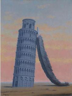 Rene Magritte souvenir de voyage1