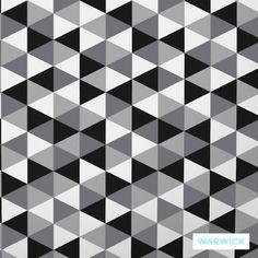 Warwick Monochrome Yoko Platinum | Ideal Drape Makers