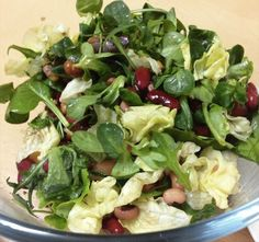 Another five beans salad without fruits
