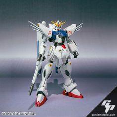 Robot Spirits Gundam F91
