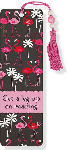 Beaded Bookmarks from Peter Pauper Press by Friends Shop of the Greenville County Library, via Flickr