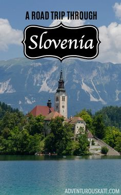After spending a few days in Ljubljana for the fantastic Ana Desetnica festival, it was time to hit the road! I knew I wanted to see more of the country, so