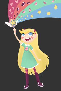 Star vs the Forces of Evil by mayaAlapaap.deviantart.com on @DeviantArt