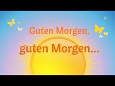 Guten Morgen Sonnenschein Liedergarten - YouTube