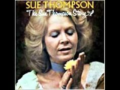 lol I know every word of this song. My Mom told me I liked it as a kid. no wonder am such a sad soul. :-) Sue Thompson - Sad Movies (make me cry)