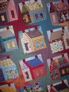 paper-pieced-houses